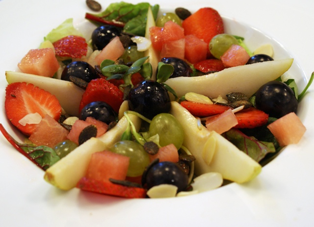 dietetyczne rewolucje sałatka
