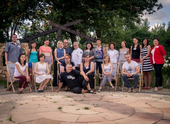 Przyjaciele Winiary - nie tylko blogerzy - obecni na spotkaniu w Serocku :)