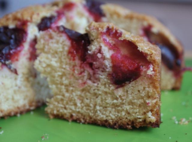 ciasto ze śliwkami proste łatwe ciasto z owocami