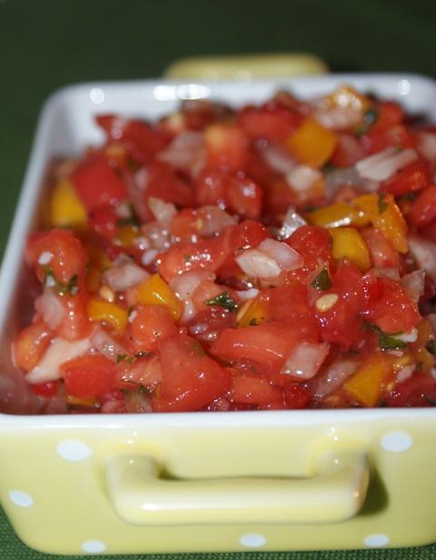 salsa pomidorowa przepis