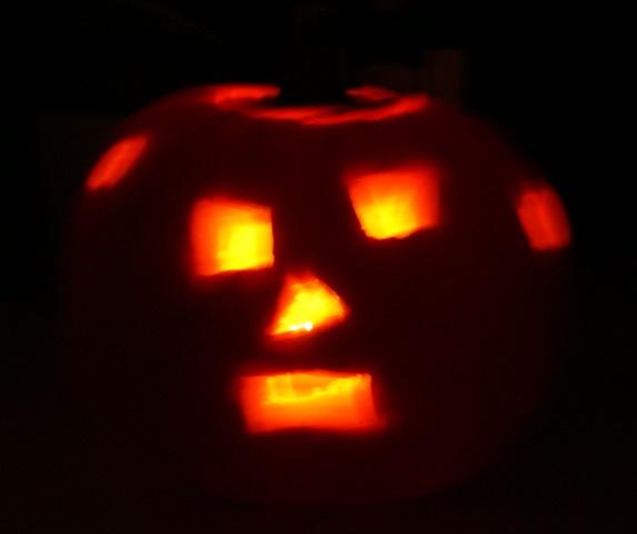 halloween lampion