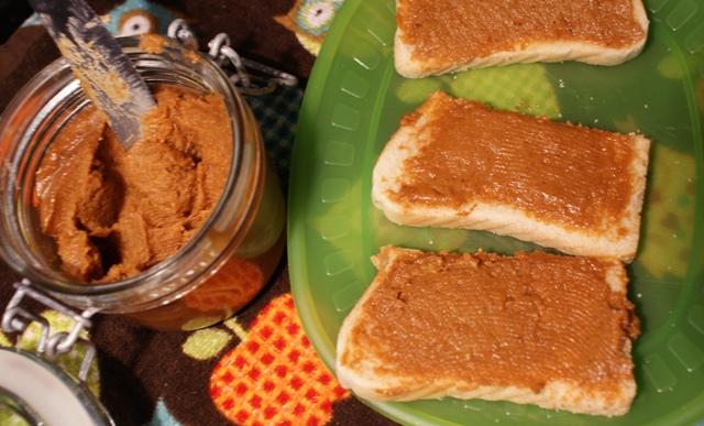domowy krem korzenny, krem z ciasteczek korzennych