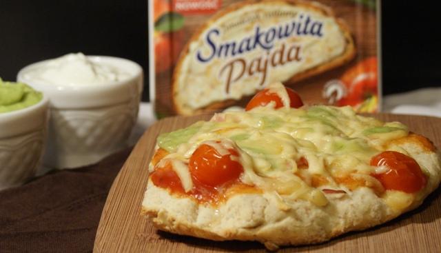 domowa pizza smakowita