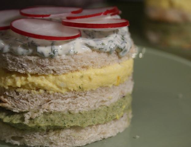 torcik tort kanapkowy