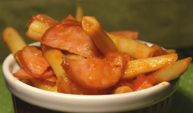 fasolka pomidory m