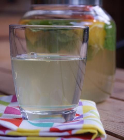 woda pomarańczowa domowa woda cytrusowa lemoniada domowa