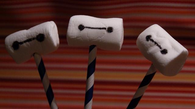 baymax marshmallow big6 wielka szóstka
