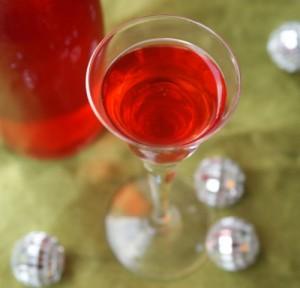 Wódka truskawkowa